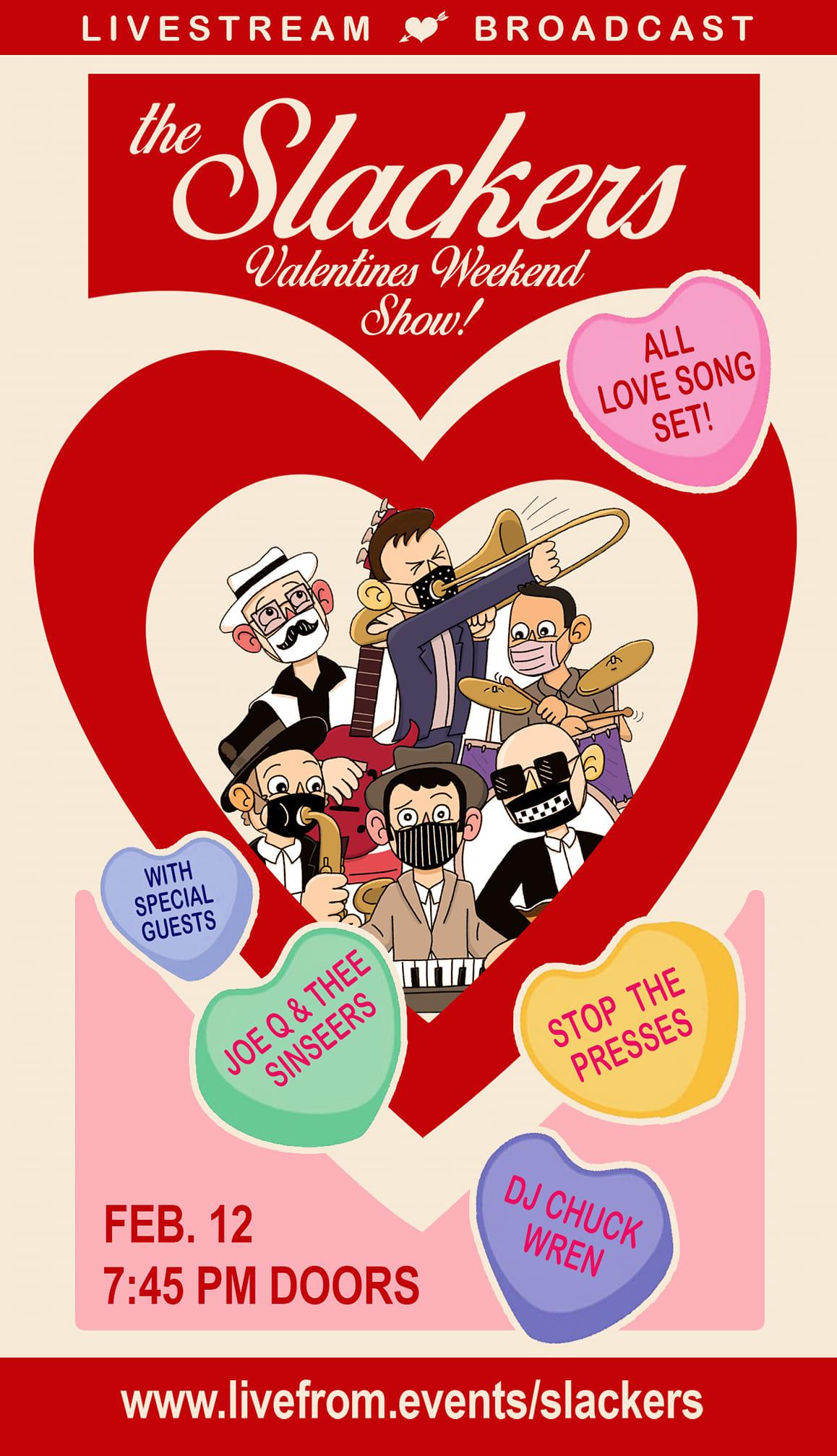 Valentine's Live Stream